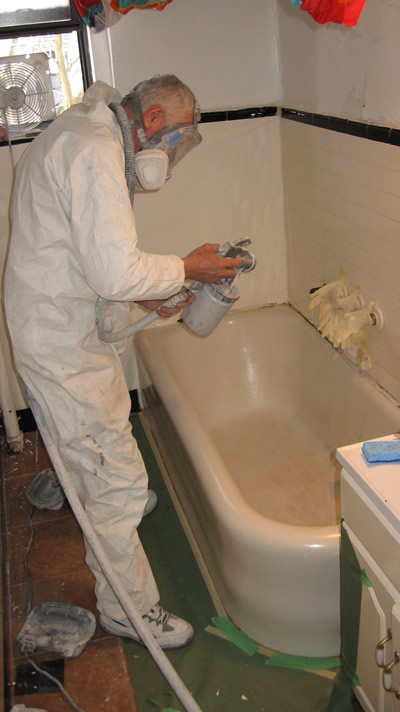 TUB REGLAZING